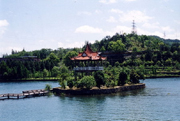 Huating Lake